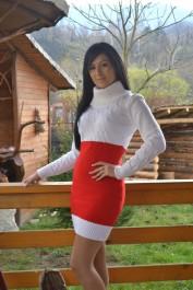 ROCHIE WHITE - RED M20