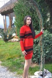 ROCHIE RED - BLACK M17